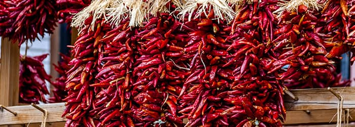 Interesting things about the paprika from Hungary